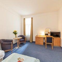 Novum Hotel Golden Park Budapest 4* Стандартный номер с различными типами кроватей