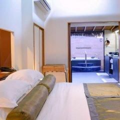 Отель Adaaran Prestige Vadoo 5* Вилла с различными типами кроватей фото 31
