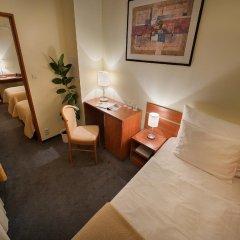 Отель Rezidence Emmy 4* Стандартный номер с различными типами кроватей фото 3