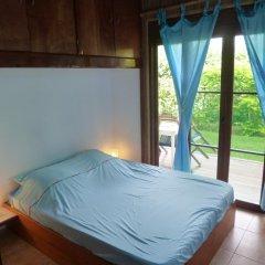 Отель Fare Manureva Бунгало с различными типами кроватей