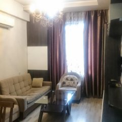Апартаменты Rent in Yerevan - Apartment on Mashtots ave. Апартаменты 2 отдельными кровати фото 24