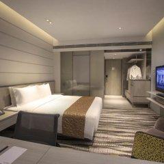 Carlton Hotel Singapore 4* Номер Делюкс с различными типами кроватей