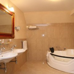St. George Residence All Suite Hotel Deluxe 5* Улучшенный люкс с различными типами кроватей фото 15