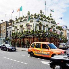 Отель Kensington Bloom Великобритания, Лондон - отзывы, цены и фото номеров - забронировать отель Kensington Bloom онлайн городской автобус