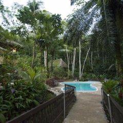 Отель Rio Santiago Nature Resort бассейн