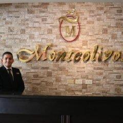 Hotel Monteolivos интерьер отеля