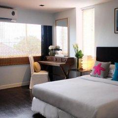 Отель P & R Residence Улучшенный номер фото 6