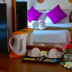 Отель Kantiang Oasis Resort & Spa 3* Улучшенный номер с различными типами кроватей фото 10