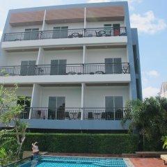 Отель Phuket Jula Place 3* Улучшенный номер с различными типами кроватей