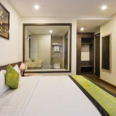 Green Lighthouse Hotel 3* Улучшенный номер с различными типами кроватей фото 2
