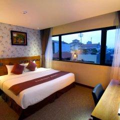 Hanoi Eternity Hotel 3* Номер Делюкс с различными типами кроватей фото 7