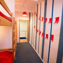 Хостел Фрегат Кровать в женском общем номере с двухъярусной кроватью фото 2