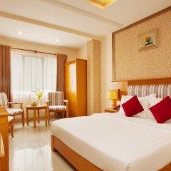Cherry Hotel 2* Номер Делюкс с различными типами кроватей фото 6