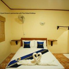 Отель Kantiang Guest House 2* Номер Делюкс с различными типами кроватей фото 5