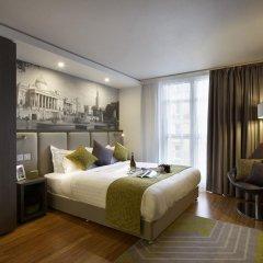 Отель Citadines Trafalgar Square London 3* Студия с различными типами кроватей фото 2