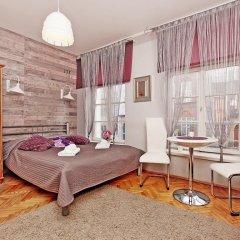 Отель Apartament Kameralny na Starówce Гданьск комната для гостей фото 2