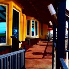 New Oceans Hotel балкон
