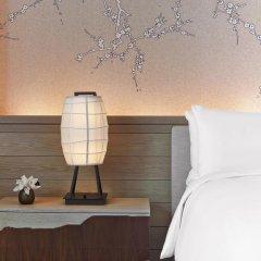 Nobu Hotel Miami Beach 5* Номер Делюкс с различными типами кроватей фото 11