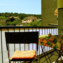 Апартаменты Apartment Gusar балкон