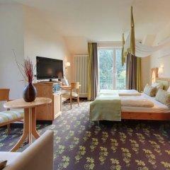 Отель Akzent Waldhotel Rheingau 4* Номер Комфорт с различными типами кроватей фото 7