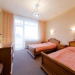 Daina Jurmala Beach Hotel Стандартный семейный номер с двуспальной кроватью