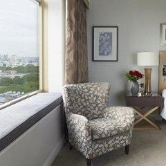 Отель London Hilton on Park Lane 5* Представительский номер с различными типами кроватей фото 2