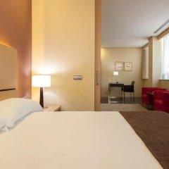 Hotel Silken Puerta de Valencia 4* Полулюкс с различными типами кроватей фото 6
