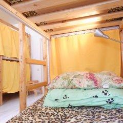 Хостел Фонтанка 22 Кровать в женском общем номере с двухъярусной кроватью фото 4