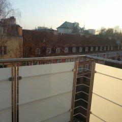 Отель White Podwale 19 балкон