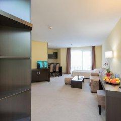 Отель Extreme Болгария, Левочево - отзывы, цены и фото номеров - забронировать отель Extreme онлайн комната для гостей фото 5