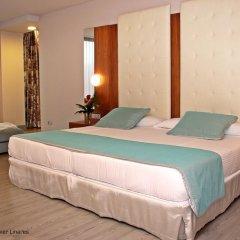 Отель Ciudad De Ponferrada 4* Улучшенный люкс