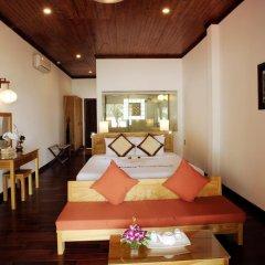 Отель Vinh Hung Riverside Resort & Spa 3* Номер Делюкс с различными типами кроватей фото 3