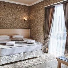 Отель Bass Сочи комната для гостей фото 4