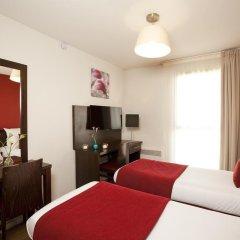 Отель Séjours et Affaires Paris Malakoff 2* Студия с различными типами кроватей фото 13