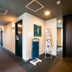 Super Hotel Chiba Ekimae Тиба интерьер отеля