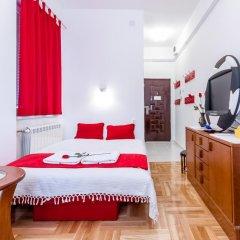 Отель Studio Saint Sava Сербия, Белград - отзывы, цены и фото номеров - забронировать отель Studio Saint Sava онлайн комната для гостей фото 5