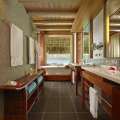 Отель InterContinental Bora Bora Resort and Thalasso Spa 5* Стандартный номер с различными типами кроватей фото 2