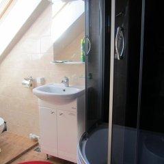 Гостиница Antonovo Guest House в Великом Новгороде отзывы, цены и фото номеров - забронировать гостиницу Antonovo Guest House онлайн Великий Новгород ванная