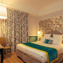 Отель Villa Otero 4* Стандартный номер с двуспальной кроватью фото 2