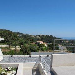 Отель Villa 5 étoiles Nice St Pancrace балкон
