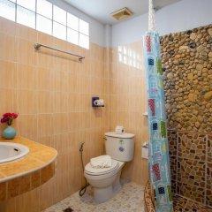 Отель Jang Resort 3* Улучшенный номер двуспальная кровать фото 3