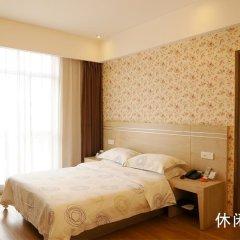 Gude Hotel - Hongdu Avenue Branch 3* Улучшенный люкс с различными типами кроватей фото 2
