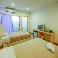 Отель Deeden Pattaya Resort 3* Номер категории Эконом с различными типами кроватей