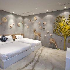 Hotel The Designers Samseong 3* Люкс с различными типами кроватей фото 4