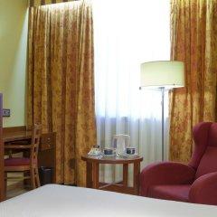 Senator Barcelona Spa Hotel 4* Улучшенный номер с различными типами кроватей фото 7