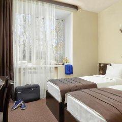 Гостиница Атлантик Стандартный номер 2 отдельными кровати фото 7