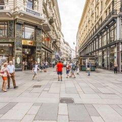 Апартаменты Vienna Prestige Apartments Graben Вена спортивное сооружение