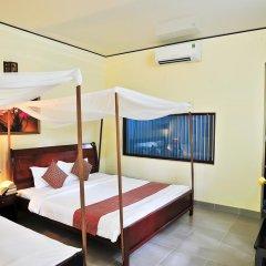 Отель Sea Star Resort 3* Бунгало с различными типами кроватей фото 4