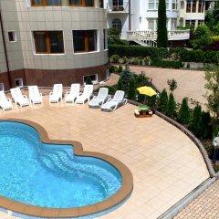 Гостиница Гермес бассейн