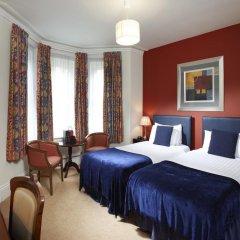 Best Western Plus The Connaught Hotel 4* Стандартный номер с 2 отдельными кроватями